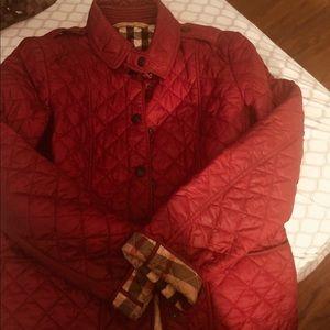 Burberry Britt Quilted Jacket!!!